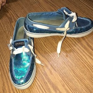 Sperry's size 8 1/2